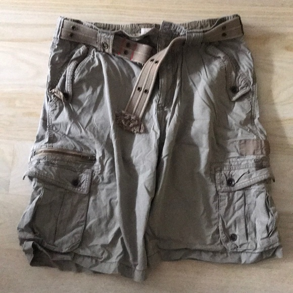 100% high quality many styles closer at Vintage - Men's Guess Jeans Cargo Shorts